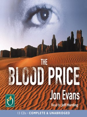 cover image of The Blood Price