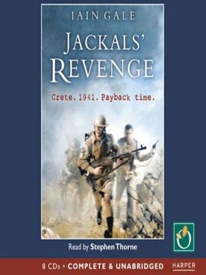 cover image of Jackals Revenge