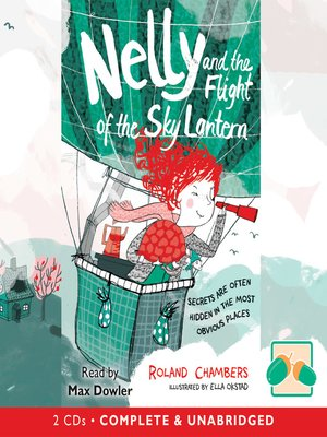 cover image of Nelly and the Flight of the Sky Lantern