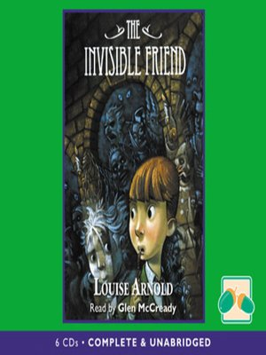 cover image of The Invisible Friend