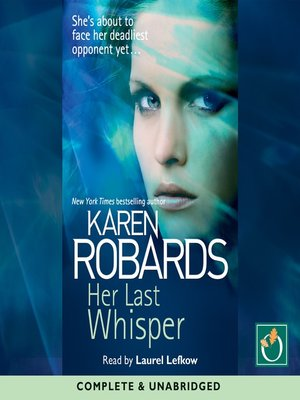 cover image of Her Last Whisper