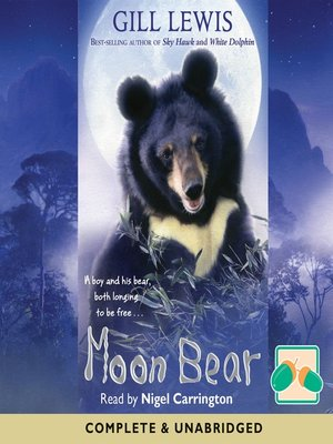 cover image of Moon Bear