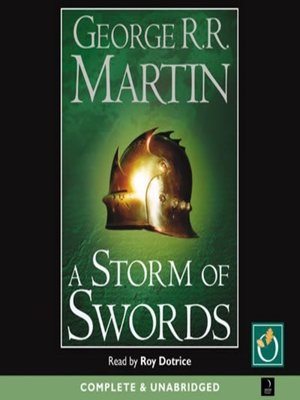 cover image of A Storm of Swords, Part 1
