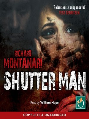 cover image of Shutter Man