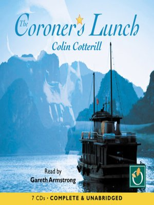 cover image of The Coroner's Lunch