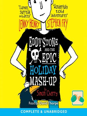 cover image of Eddy Stone and the Epic Holiday Mash-Up
