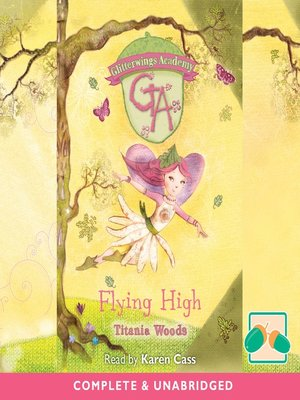 cover image of Glitterwings Academy