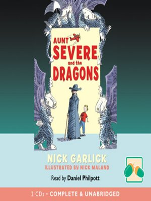 cover image of Aunt Severe and the Dragons