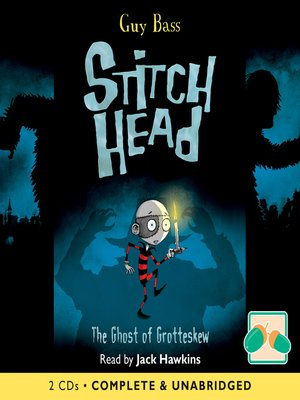 cover image of Stitch Head