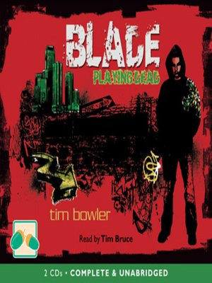 Playing Dead By Tim Bowler Overdrive Rakuten Overdrive Ebooks