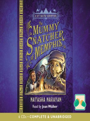 cover image of The Mummy Snatcher of Memphis