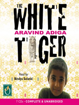 cover image of The White Tiger