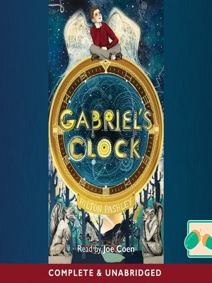cover image of Gabriel's Clock