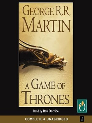 cover image of A Game of Thrones, Part 1