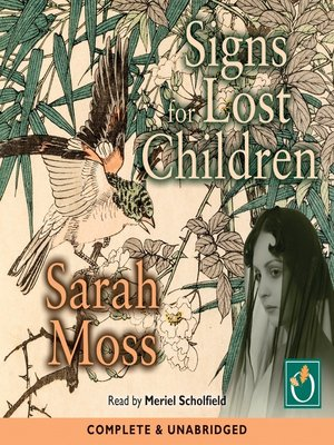 cover image of Signs for Lost Children