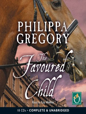 cover image of The Favoured Child