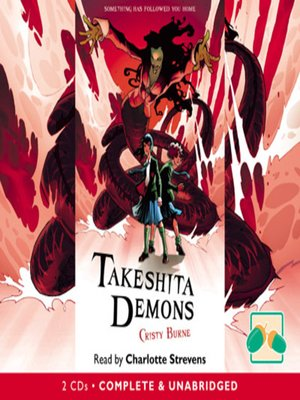 cover image of Takeshita Demons