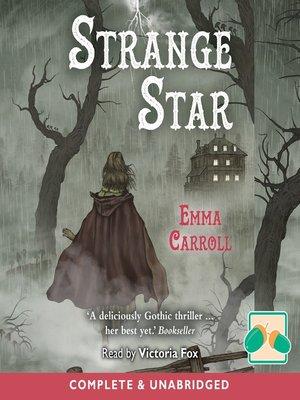 cover image of Strange Star