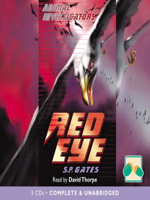 cover image of Red Eye