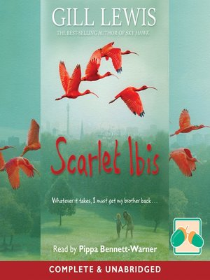 cover image of Scarlet Ibis
