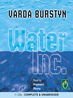 cover image of Water Inc.