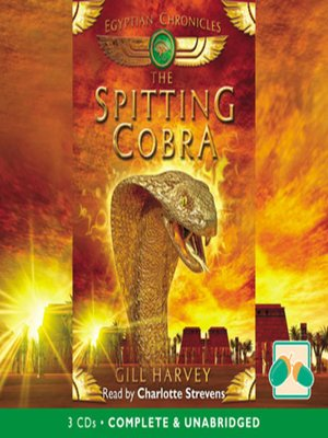 cover image of The Spitting Cobra