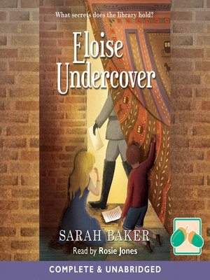 cover image of Eloise Undercover