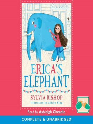 cover image of Erica's Elephant