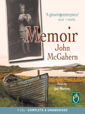 cover image of Memoir