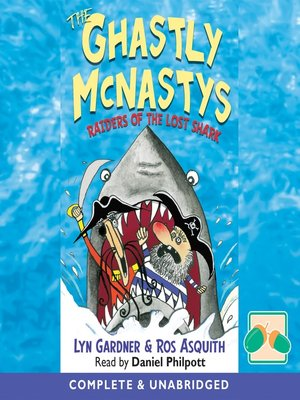 cover image of The Ghastly McNastys
