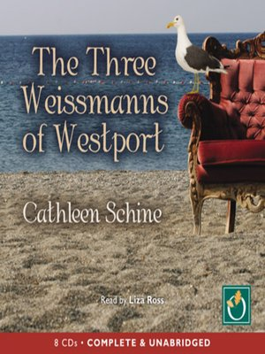 cover image of The Three Weissmans of Westport