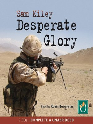 cover image of Desperate Glory