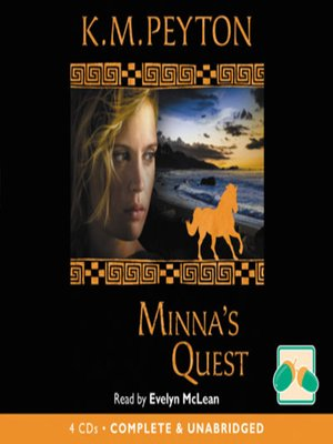 cover image of Minna's Quest