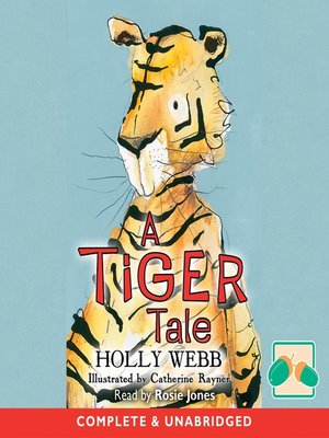 cover image of A Tiger Tale