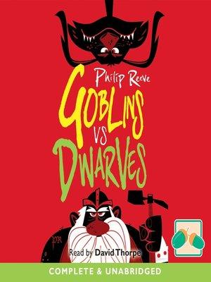 cover image of Goblins vs Dwarves