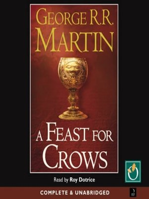 cover image of A Feast for Crows