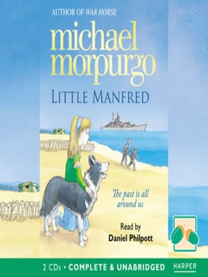 cover image of Little Manfred