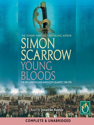 cover image of Young Bloods: 1769-1795