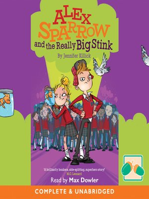 cover image of Alex Sparrow and the Really Big Stink