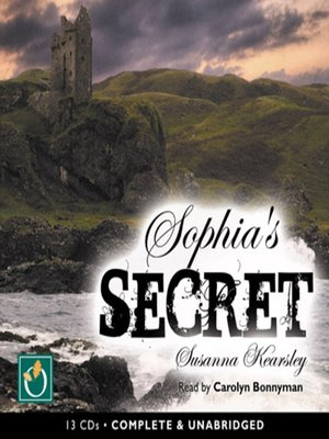 cover image of Sophia's Secret