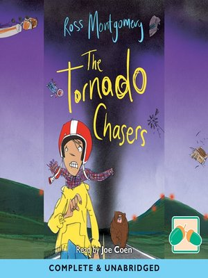 cover image of The Tornado Chasers