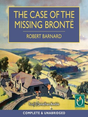 cover image of The Case of the Missing Bronte