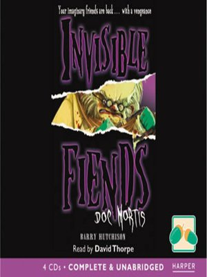 cover image of Invisible Fiends