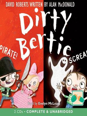 cover image of Pirate! / Scream!
