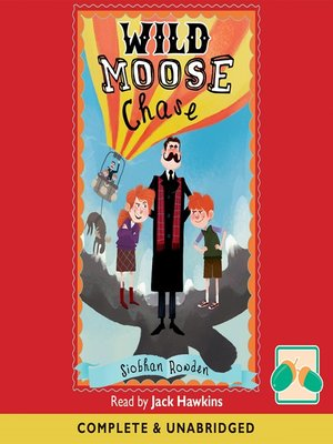 cover image of Wild Moose Chase