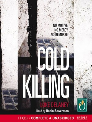 cover image of Colding Killing