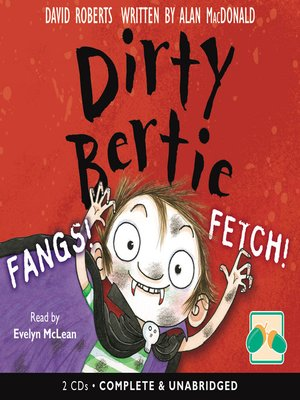 cover image of Fangs! & Fetch!