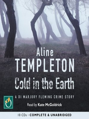 cover image of Cold in the Earth