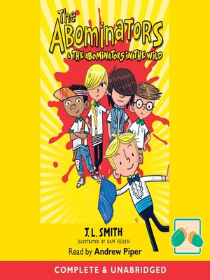 cover image of The Abominators & The Abominators in the Wild