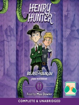 cover image of Henry Hunter and the Beast of Snagov